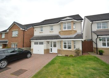 Thumbnail 4 bed detached house for sale in Earlswood Avenue, Irvine, North Ayrshire