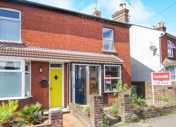 Thumbnail 2 bedroom semi-detached house for sale in Burford Road, Horsham