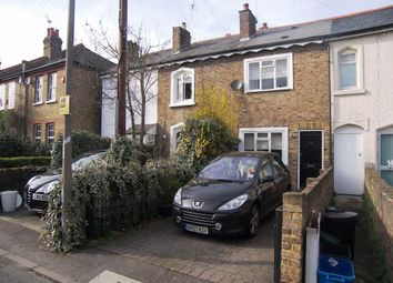 Thumbnail 2 bed cottage to rent in Rutland Road, Twickenham