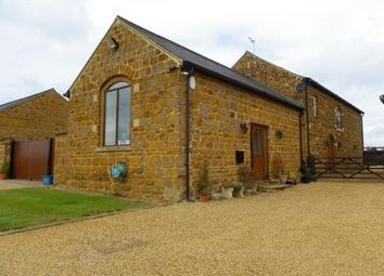 Thumbnail 4 bed barn conversion to rent in Church Lane, Cransley