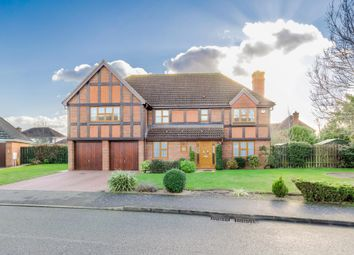 Thumbnail 5 bed detached house for sale in Carnoustie Drive, Great Denham, Bedford, Bedfordshire
