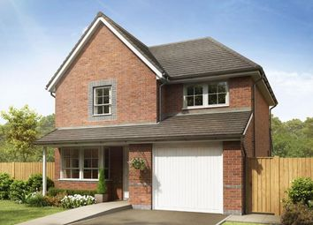"Thumbnail 3 bed detached house for sale in ""Andover"" at Pye Green Road, Hednesford, Cannock"