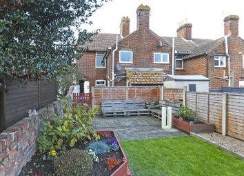 Thumbnail 3 bed end terrace house for sale in London Road, Teynham, Sittingbourne