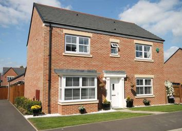 Thumbnail 4 bed detached house for sale in Rosewood Drive, Ponteland, Newcastle Upon Tyne