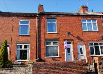 Thumbnail 2 bed terraced house for sale in Charlesworth Street, Chesterfield