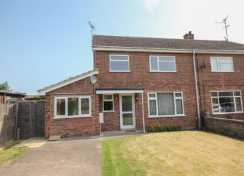 Thumbnail 3 bedroom semi-detached house to rent in Hoof Close, Littleport, Ely