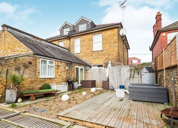 Thumbnail 2 bed cottage for sale in Gresham Road, Staines-Upon-Thames