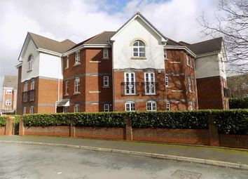 Thumbnail 2 bed flat for sale in Cromwell Avenue, Reddish, Stockport