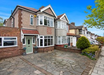 Thumbnail 3 bed semi-detached house for sale in Goodwood Avenue, Hornchurch