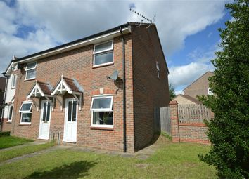 Thumbnail 2 bedroom semi-detached house for sale in Freeland Close, Taverham, Norwich