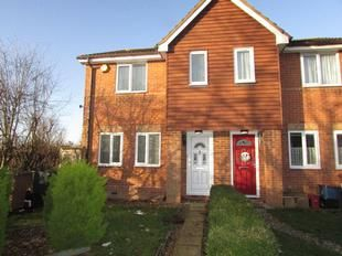 Thumbnail 3 bed end terrace house for sale in Morecambe Close, Stevenage