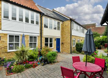 Thumbnail 2 bed terraced house to rent in Masons Court, High Street, Ewell, Epsom