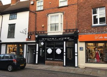 Thumbnail Retail premises to let in 15 Tamworth Street, Lichfield, Staffordshire