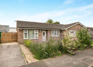 Thumbnail 2 bed semi-detached bungalow for sale in Blenheim Drive, Launton, Bicester
