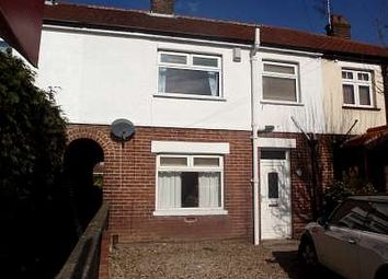 Thumbnail 3 bedroom terraced house to rent in Plumstead Road, Norwich
