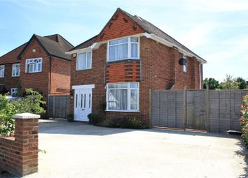 Thumbnail 3 bed detached house for sale in Hilltop Road, Earley, Reading, Berkshire