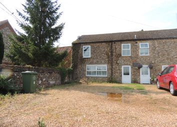 Thumbnail 3 bed semi-detached house to rent in Hilgay Road, West Dereham