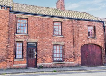 Thumbnail 4 bed terraced house for sale in Spilsby Road, Wainfleet, Skegness, Lincolnshire