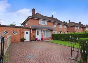 Thumbnail 2 bed semi-detached house for sale in Millstone Avenue, Talke, Stoke-On-Trent