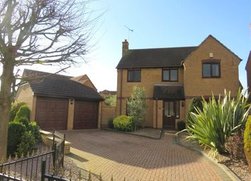 Thumbnail 3 bedroom detached house for sale in Northacre Road, Oakwood, Derby