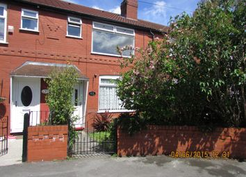 Thumbnail 3 bedroom terraced house to rent in Balfour Grove, Reddish