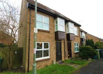 Thumbnail 1 bed maisonette for sale in Bradfield Close, Guildford, Surrey