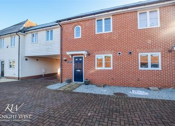 Thumbnail 4 bed semi-detached house for sale in Britannia Mews, Colchester, Essex