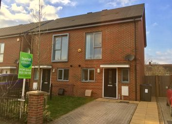 Thumbnail 2 bed semi-detached house for sale in Platt Brook Way, Birmingham