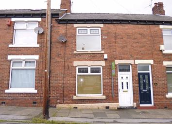 Thumbnail 2 bed terraced house for sale in Queens Road, Bishop Auckland