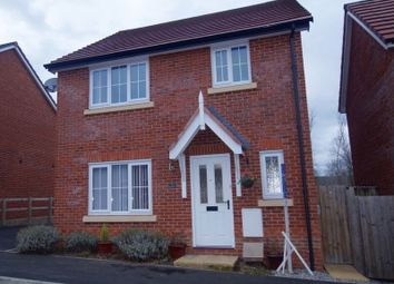 Thumbnail 3 bed detached house for sale in Walkham Court, Gwersyllt, Wrexham