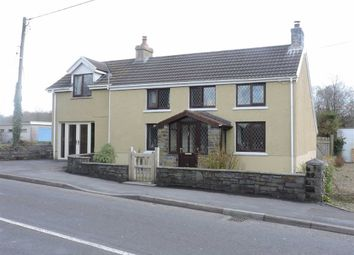 Thumbnail 4 bed cottage for sale in Dyffryn Road, Ammanford