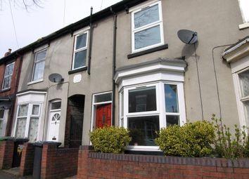 Thumbnail 2 bedroom terraced house to rent in Mason Street, Blakenhall, Wolverhampton