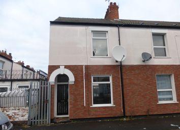 Thumbnail 2 bedroom terraced house for sale in Albemarle Street, Hull