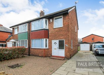 Thumbnail 3 bed semi-detached house for sale in Bury Road, Radcliffe