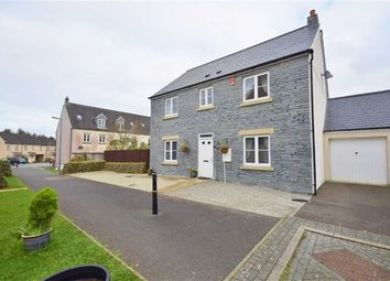 Thumbnail 4 bed detached house for sale in Dymond Close, Camelford, Cornwall