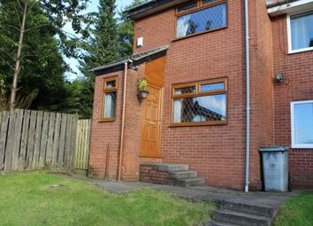 Thumbnail 2 bed terraced house to rent in Blackthorn Close, Rochdale