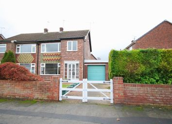 Thumbnail 3 bed semi-detached house for sale in Allendale Road, Sprotbrough, Doncaster