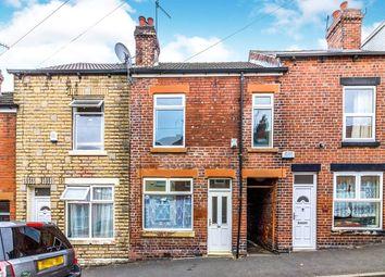 Thumbnail 3 bedroom terraced house for sale in Wade Street, Sheffield