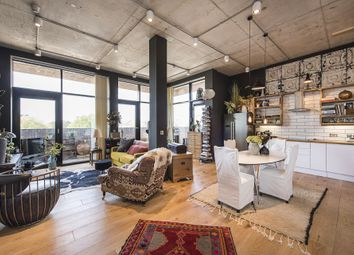 Thumbnail 1 bed flat to rent in Warehaus, London Fields