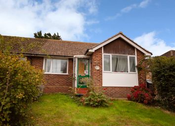 Thumbnail 3 bed bungalow for sale in Willow Walk, Newhaven, East Sussex