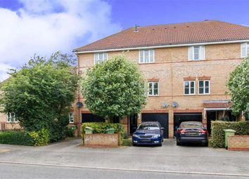 Thumbnail 3 bed town house for sale in Lindisfarne Drive, Monkston, Milton Keynes, Bucks