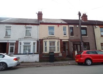 Thumbnail 3 bed property to rent in Wyley Road, Radford, Coventry