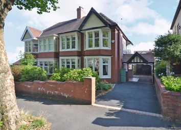 Thumbnail 5 bed semi-detached house for sale in Superb Period House, Edward Vii Avenue, Newport