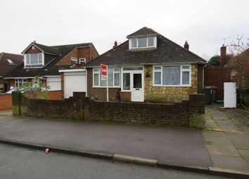 Thumbnail 3 bed detached bungalow for sale in Dahlia Close, Ashcroft Road, Luton