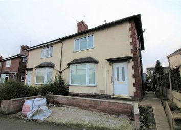 Thumbnail 3 bed semi-detached house for sale in Whitehill Road, Kidsgrove, Stoke-On-Trent