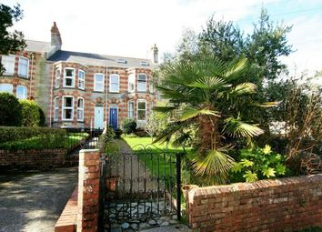 Thumbnail 4 bed terraced house for sale in Stratton Terrace, Truro