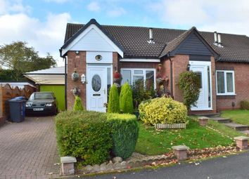 Thumbnail 1 bed end terrace house for sale in Curlew Close, Lichfield