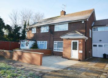 Thumbnail 3 bed terraced house to rent in Keats Way, West Drayton