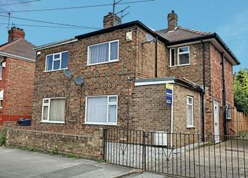 Thumbnail 3 bedroom semi-detached house for sale in Aberdeen Street, Hull