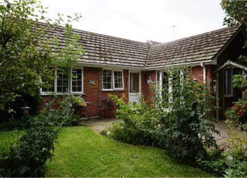 Thumbnail 3 bedroom detached bungalow for sale in Oxburgh Close, Leverington